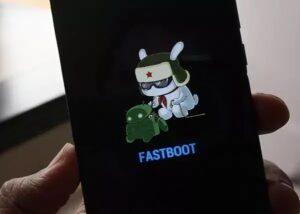 Fastboot modeXiaomi Redmi