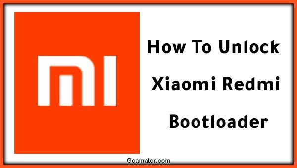 Unlocking Xiaomi Redmi Bootloader